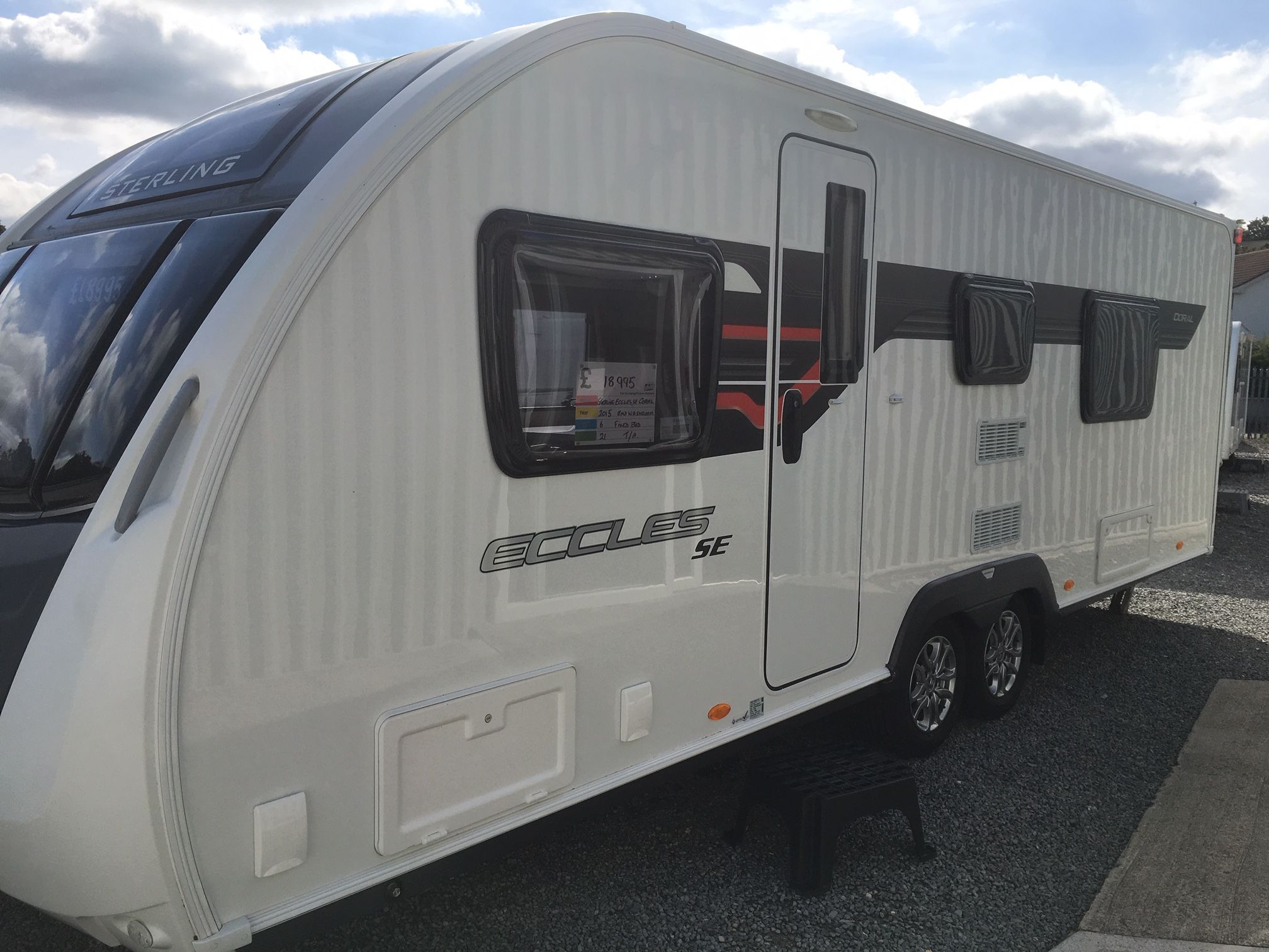 2015 STERLING ECCLES SE CAROL